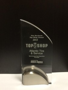 Top Shop Trophy