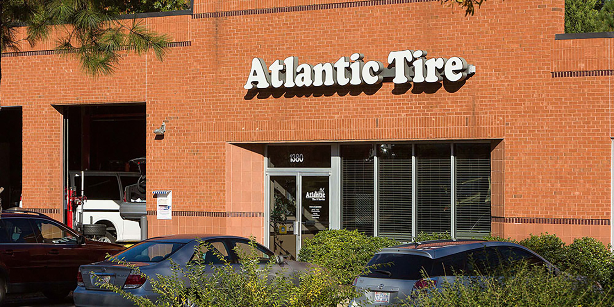 atlantic tire service  nw maynard road cary nc