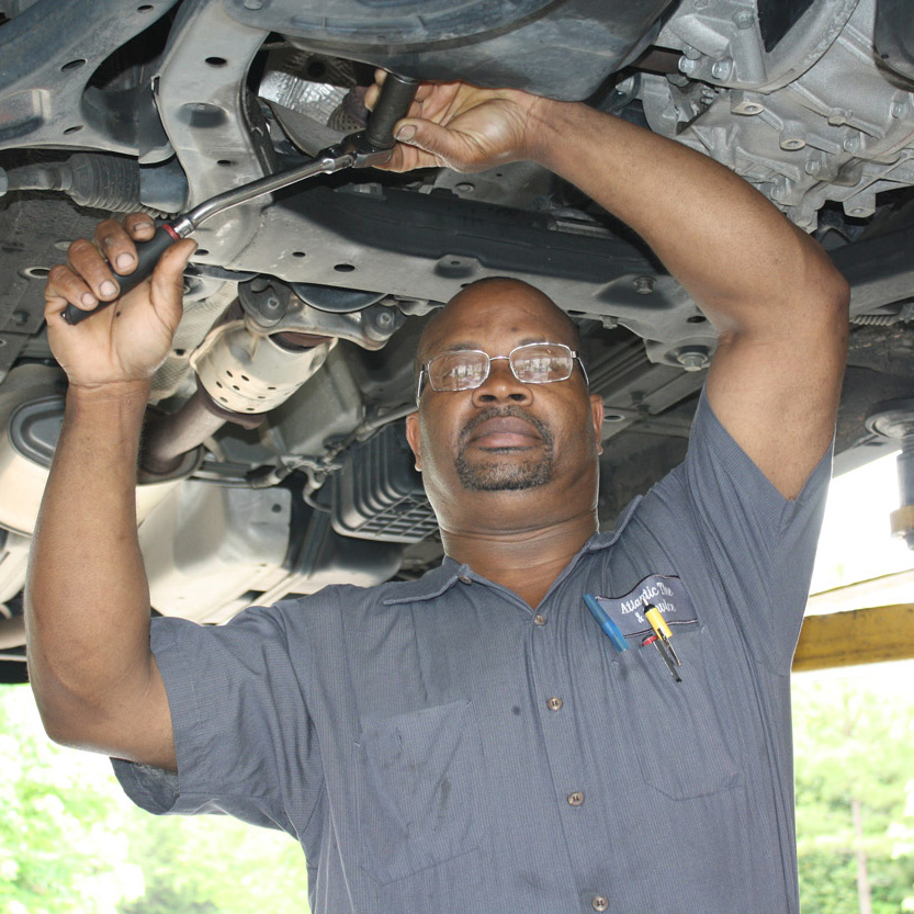 NC State Inspection - Atlantic Tire & Service