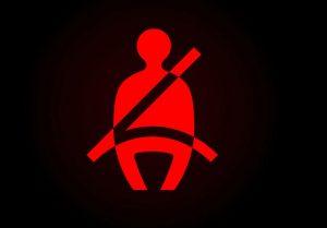 Seatbelt Reminder Symbol