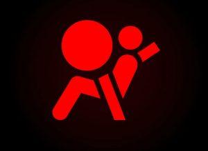Airbag Indicator Symbol