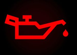 Oil Pressure Warning Symbol