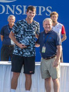 2015 Cary Tennis Championships winner