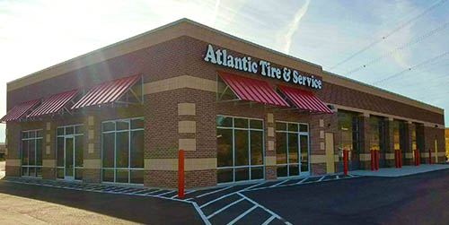 Raleigh wakefield atlantic tire store