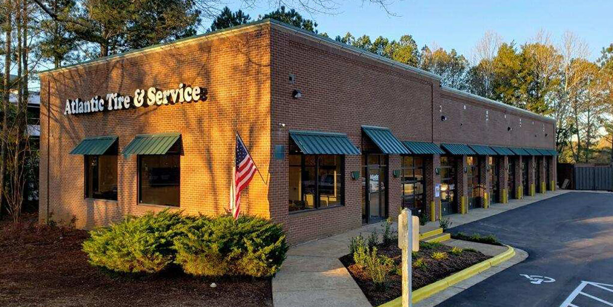 Atlantic Tire & Service - South Cary Store